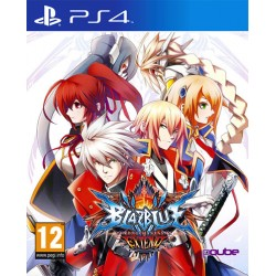Blazblue Chronophantasma...