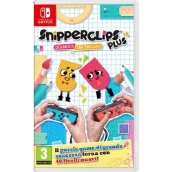 Snipperclips Plus - Diamoci...
