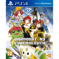 Digimon Story Cyber Sleuth
