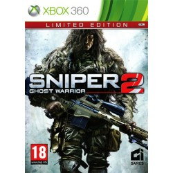 Sniper Ghost Warrior 2 - Usato