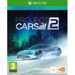 Project CARS 2 Limited...