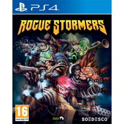 Rogue Stormers - Usato