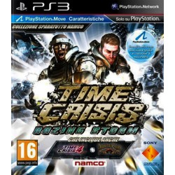 TIme Crisis: Razing Storm -...