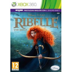Disney Pixar Ribelle The Brave