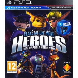 PlayStation Move Heroes -...