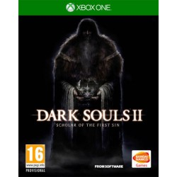 Dark Souls II: Scholar of...