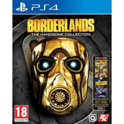 Borderlands The Handsome...