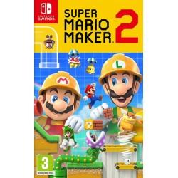 Super Mario Maker 2 - Usato