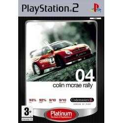 Colin McRae Rally 04 - Usato