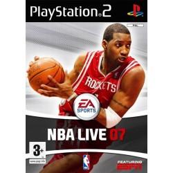 NBA Live 07 - Usato