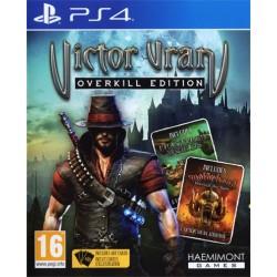Victor Vran: Overkill...