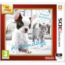 Nintendogs + Cats Bulldog...
