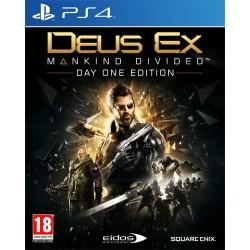 Deus Ex Mankind Divided -...