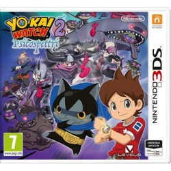 Yo-Kai Watch 2 Psicospettri...