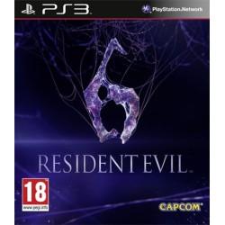 Resident Evil 6 - Usato