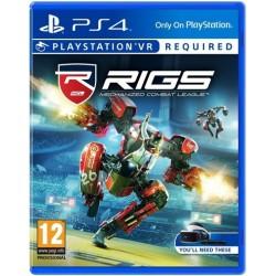 RIGS Mechanized Combat...