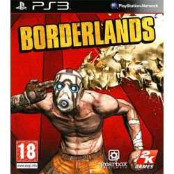 Borderlands - Usato