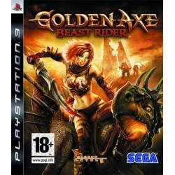 Golden Axe: Beast Rider -...