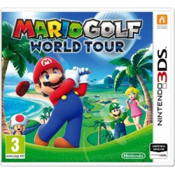 Mario Golf World Tour - Usato