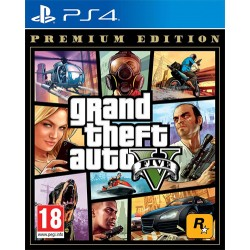 Grand Theft Auto V Premium...