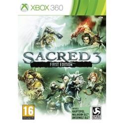 Sacred 3 - Usato