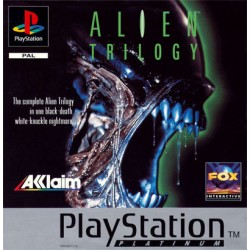 Alien Trilogy - Usato