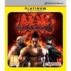 Tekken 6 - Usato
