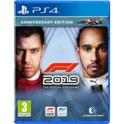 F1 2019 - Usato
