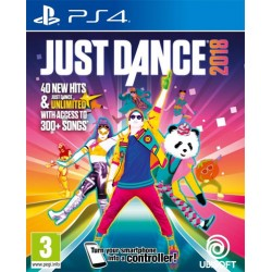 Just Dance 2018 - Usato