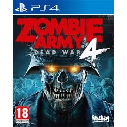Zombie Army 4 Dead War - Usato