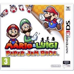 Mario & Luigi Paper Jam...