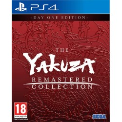 The Yakuza Remastered...