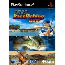 SEGA Bass Fishing Duel - Usato