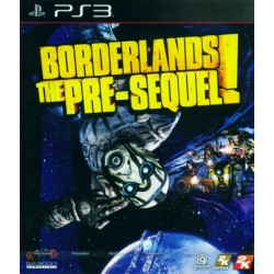 Borderlands The Pre-Sequel...