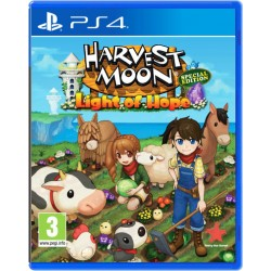 Harvest Moon: Light of Hope...