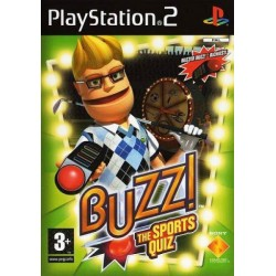Buzz!: The Sports Quiz - Usato