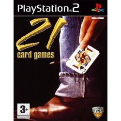21 Card Games - Usato