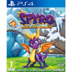 Spyro Reignited Trilogy -...