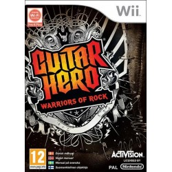 Guitar Hero Warriors of...