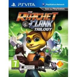 The Ratchet & Clank Trilogy...