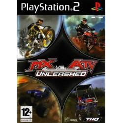MX vs. ATV Unleashed - Usato