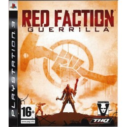 Red Faction Guerrilla - Usato