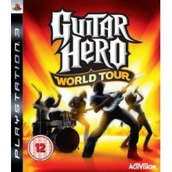 Guitar Hero World Tour - Usato