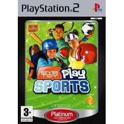 EyeToy Play Sports - Usato