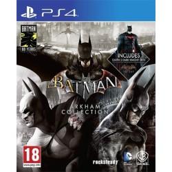 Batman Arkham Collection -...