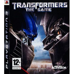 Transformers The Game - Usato
