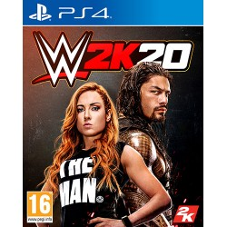 WWE 2K20 - Usato
