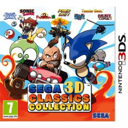SEGA 3D Classics Collection...