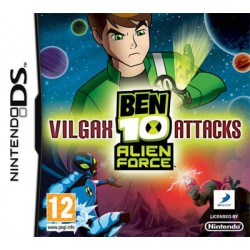 Ben 10 Alien Force Vilgax...
