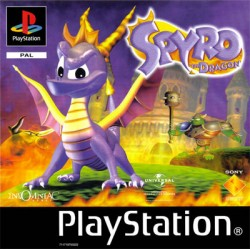 Spyro The Dragon - Usato